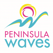 Peninsula Waves Logo