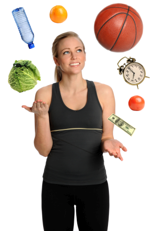 nutrition for sports games